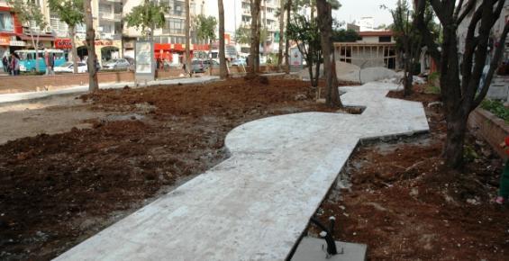 Özgür Çoçuk Parkı Yenileniyor