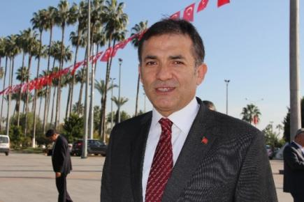 Özyiğit CHP Mersin İl Başkanlığına Aday
