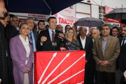 Özyiğit CHP Mersin İl Başkanlığına Adaylığını Açıkladı
