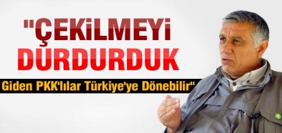 PKK tehditlere devam ediyor !