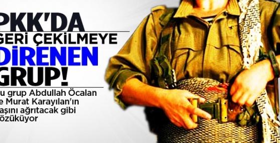 PKK'da Kontrolsüz Gruplar ne Yapacak ?