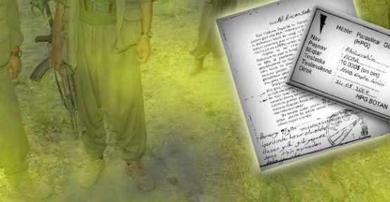 PKK'nın Tehdit Dolu Devrim Vergisi!