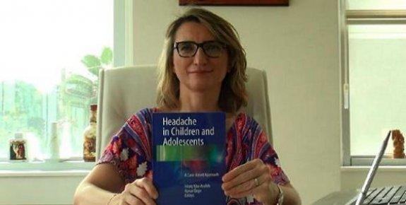 Prof. Dr. Özge'nin Çalışmasına 'Yılın Kitabı' Ödülü