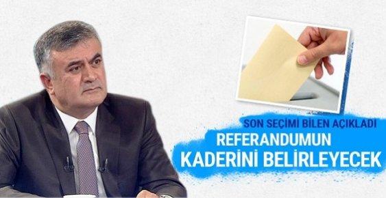 """""""Referandumun Kaderini O Belirleyecek"""""""