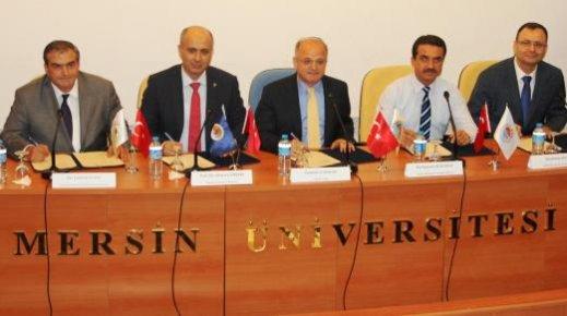 """RIS Mersin"" Projesinin Protokolü İmzalandı"