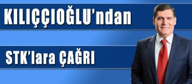 Sabahattin Kılıççıoğlu'ndan STK'lara Çağrı
