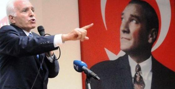 Sadet Partisi Genel Başkanı Kamalak Mersin'de