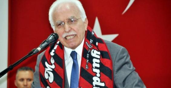 Sadet Partisi Genel Başkanı Kamalak Mersin'de Hükümete Yüklendi