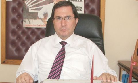 CHP Mersin İl Başkanı Şanlı Aday Olmayacak mı?...