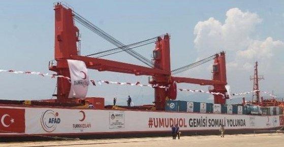 'Sebat', Somali'ye Umut Olacak