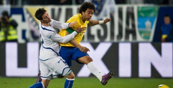 Sehic'li Bosna, Brezilya'ya Direnemedi