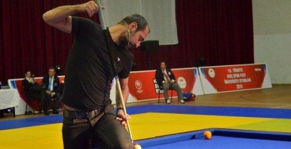 Semih Saygınar Mersin'de Koç Spor Fest'te Şow Yaptı