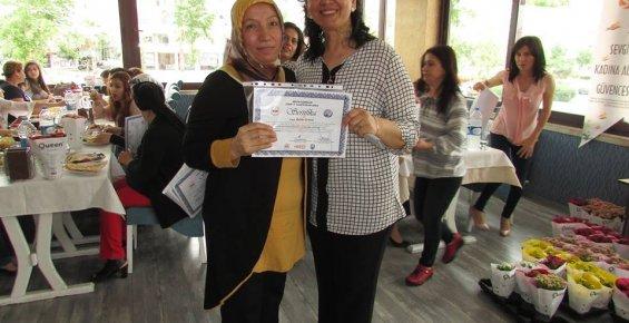 'Sevgi Bahçesi Kadına Altın Bilezik Güvencesi' Projesi