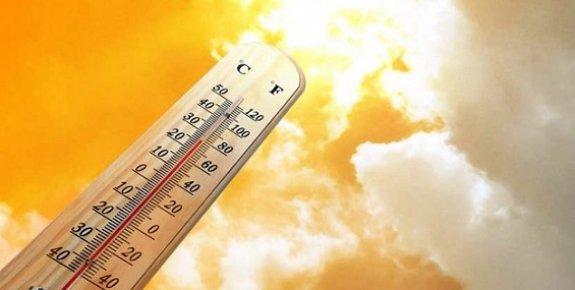 Sıcak Hava Tekrar Geliyor