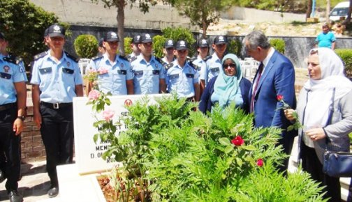 Silifke'de 15 Temmuz Şehitleri Anma Etkinlikleri