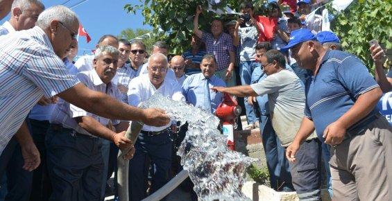 Silifke'de 6 Mahalle İçme Suyuna Kavuştu