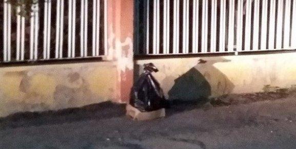 Silifke'de Adliye Lojmanları Yanına Bırakılan Poşet Bomba Paniği Yaşattı