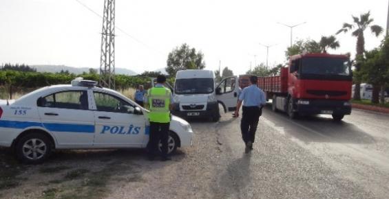 Silifke'de Asayiş ve Trafik Denetimleri Artırıldı