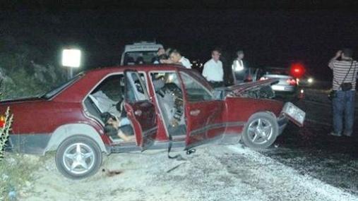 Silifke'de Düğün Dönüşü Kaza: 3 Ölü, 5 Yaralı