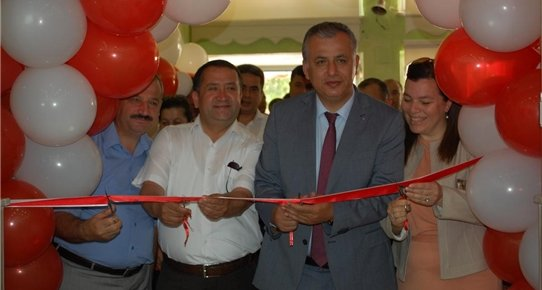 Silifke'de El İşi Sergisi Açıldı