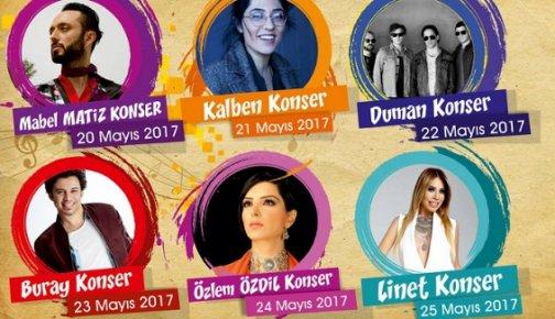 Silifke'de Festival Heyecanı