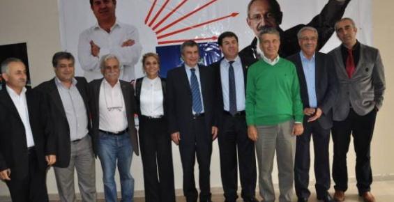 Sinan Koç'tan Görkemli Seçim Ofisi Açılışı