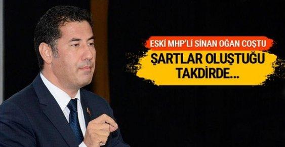 Sinan Oğan'dan 2019 Seçimleri İçin Flaş Karar