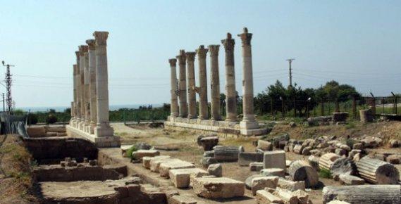 Soli Pompeiopolis Antik Limanı'nın Ortaya Çıkarılması İçin İlk Adım Atıldı