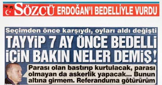 Erdoğan'ı, Seçim Öncesinde Söylediği Sözlerle Vurdu.