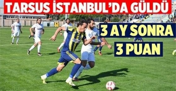 Sultanbeyli Belediyespor 1-Tarsus İdmanyurdu 2