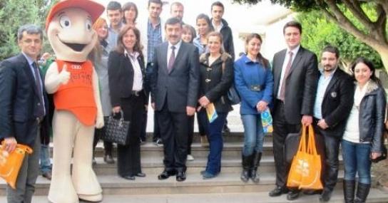Sürdürülebilir Çevre Mersin'de Tartışıldı