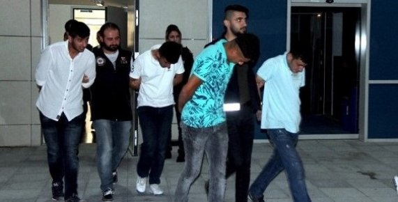 Suriyeli Cinayetinde Provokasyon Girişimine 3 Tutuklama