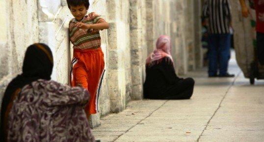 Suriyeliler Yardım Bekliyor