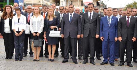 Tarsus Belediye Başkanı Can, Fırıncılarla Görüştü