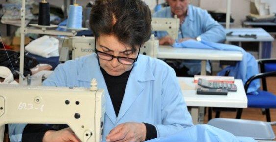 Tarsus Belediyesi Meslek Edindirme Merkezi Tekstil Atölyesi Gibi