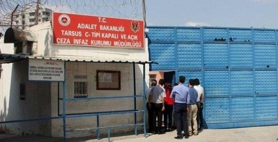 Tarsus Cezaevi'nde Yeni Bir Hak İhlali İddiası