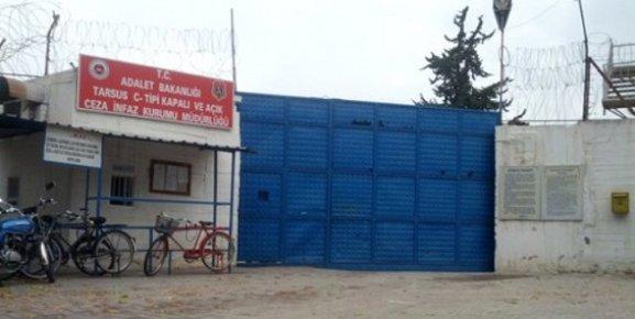 Tarsus Cezaevinden Temiz Su  İsyanı