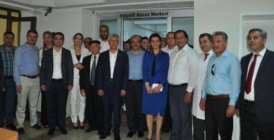 Tarsus Devlet Hastanesi'nde Palyatif Bakım Merkezi Açıldı