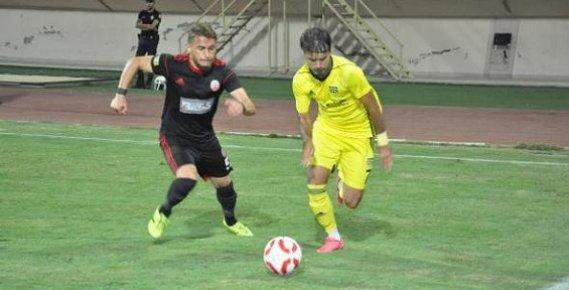 Tarsus İdmanyurdu - Çorum Belediyespor: 1-1