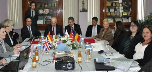 Tarsus-Romanya Tcaret Odaları Arasında İşbirliği