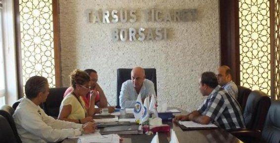 Tarsus Ticaret Borsası'ndan İhracatı Geliştirme Projesi
