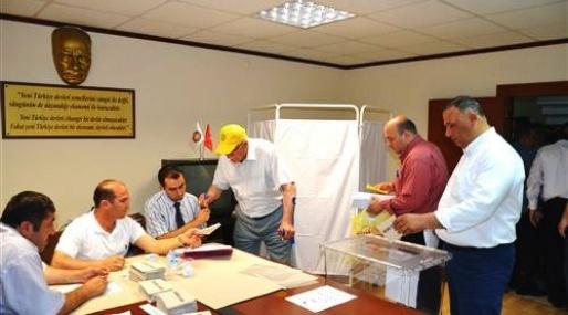 Tarsus Tso'nun Meslek Komite Seçimleri Yapıldı