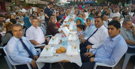 Tarsus Ve Çamlıyayla Belediyesi'nden Ortak İftar