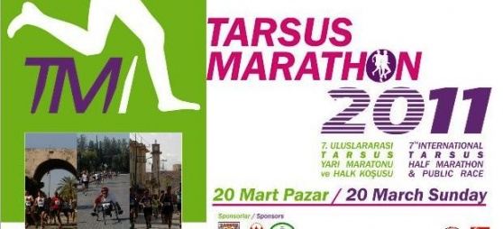 Tarsus Yarı Maratonu için Kayıtlar Başladı