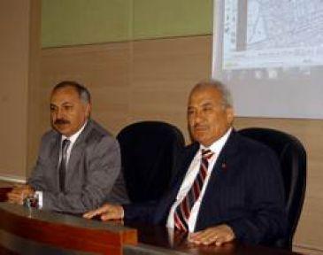 Tarsus'ta 2. Küçük Sanayi Sitesi Kurma Çalışmaları