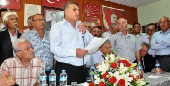 Tarsus'ta CHP'li İlk, Güven Tazeledi