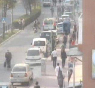 Tarsus'ta Trafik Kazaları MOBESE Kameralarına Yansıdı