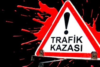 Tarsus'ta Traktör Devrildi: 1 Ölü