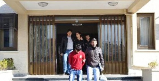 Tarsus'ta Yakalanan Üç Hırsız Tutuklandı