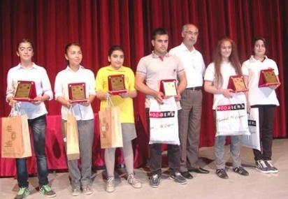 Tarsus'ta Yılın Trafikçileri Ödüllerini Aldı